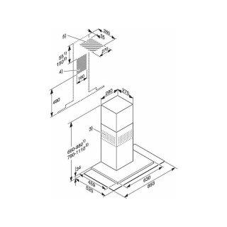 miele l fterbaustein da 2390 edelstahl 90 cm miele onlineshop. Black Bedroom Furniture Sets. Home Design Ideas
