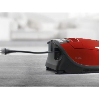 Miele Bodenstaubsauger Complete C3 Red EcoLine SGSK3, Mangorot