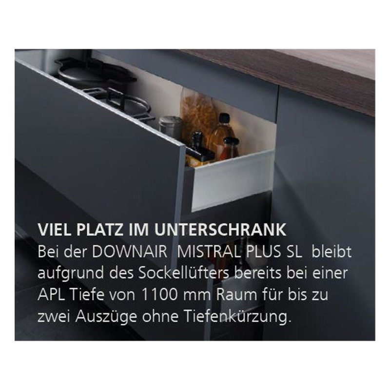 homeier downair mistral plus sl abluft 1400006 inkl 5 jahre garantie. Black Bedroom Furniture Sets. Home Design Ideas