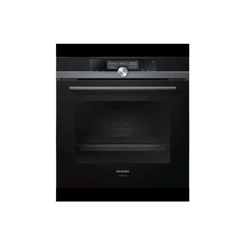siemens iq 700 backofen mit dampf hs858gxb6 60 cm ger teh he miele onlineshop in landshut f r. Black Bedroom Furniture Sets. Home Design Ideas