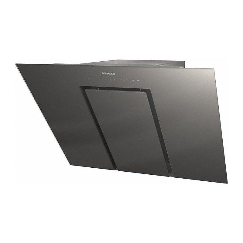 miele kopffreihaube da 6488 w pure graphitgrau miele onlineshop in landshut f r miele siemens. Black Bedroom Furniture Sets. Home Design Ideas