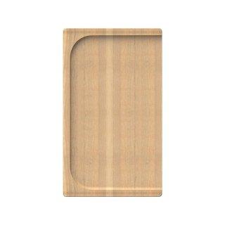 Schock Schneidbrett aus hellem Holz 629134