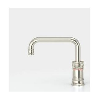 Quooker Classic Nordic Square single tap mit COMBI Reservoir Nickel